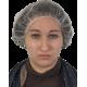 Charlotte clip blanche/250