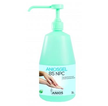 Gel hydroalcoolique aniosgel 85 npc 1l