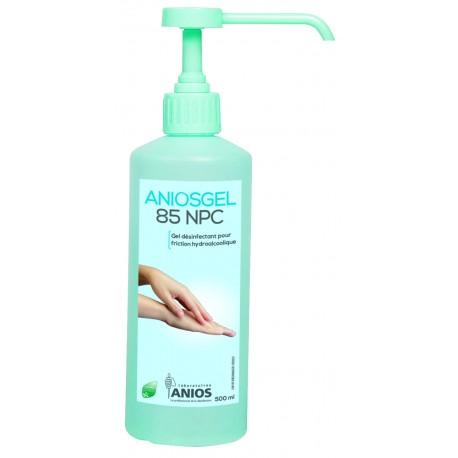 Gel hydroalcoolique aniosgel 85 npc 500ml