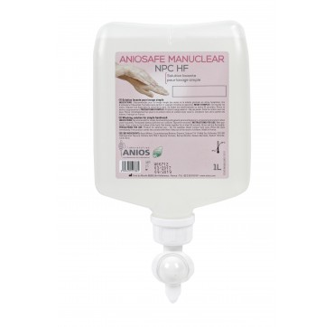 Aniosafe manuclear npc hf airless carre 1l