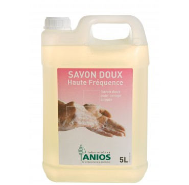 Aniosafe savon doux hf 5l