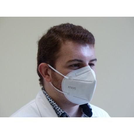 Masques de protection kn95 type ffp2 par 20