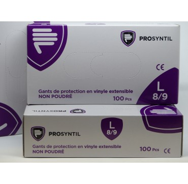 Gants Stretch Prosyntil