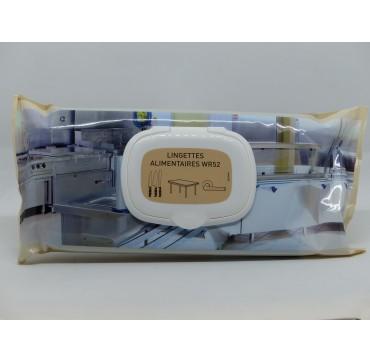 Lingettes alimentaires wr52 anios - sachet de 90