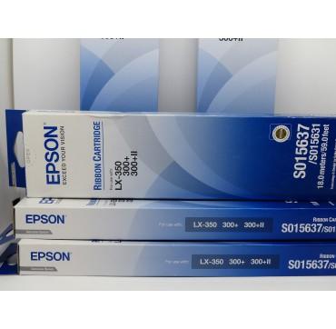Epson Ruban pour imprimante lot de 5 rubans