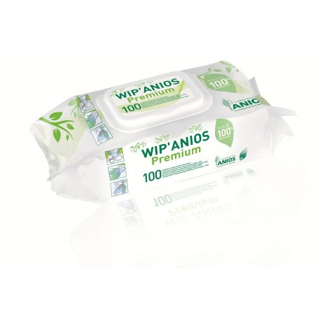 Wip'anios excel lingettes paquet de 100