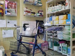 Tous les produits et accessoires utiles au domaine médical et entretien