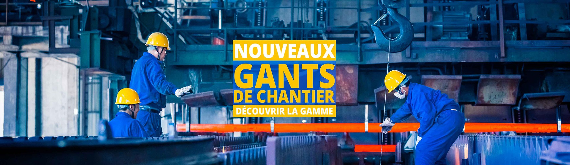 gant de protection chantier